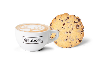 PACK COOKIE CHIPS DE CHOCOLATE & HOT DRINK (5 PERSONAS)
