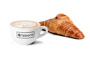 PACK CROISSANT & HOT DRINK (5 PERSONAS)